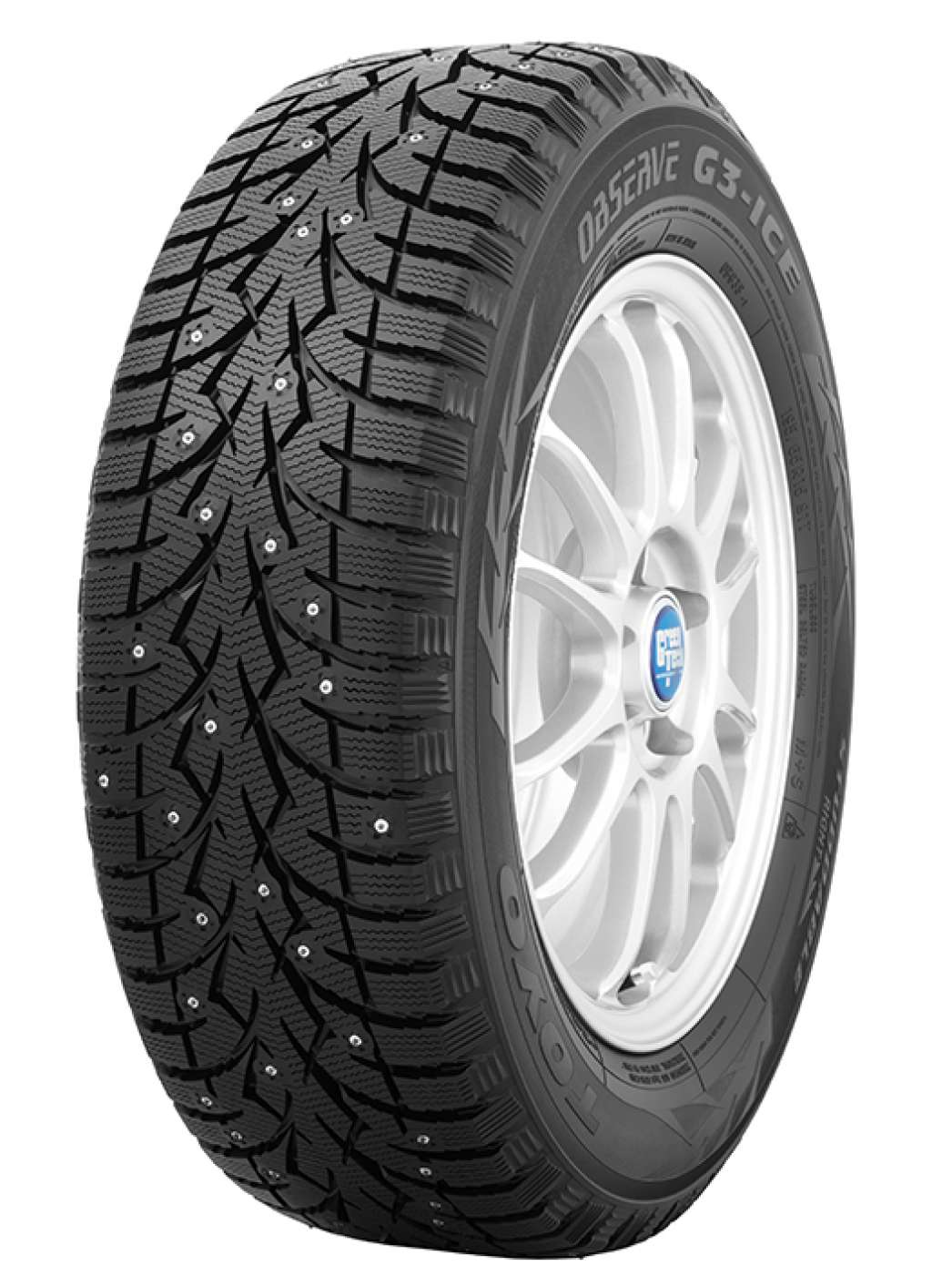 toyo observe g3 ice  studded  winter tires otobox